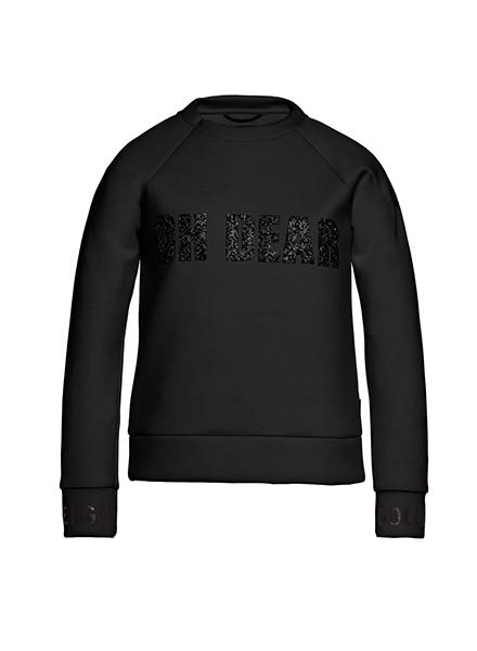 Goldbergh Oh Dear Sweater Zwart