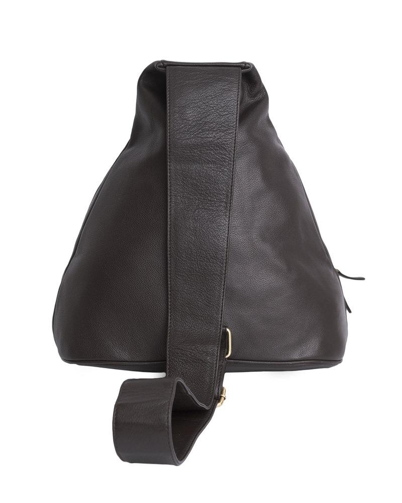 Marise Bags Helmet Bag Brown