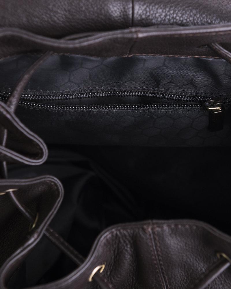 Marise Bags Marise Bags Grooming Backpack Choco