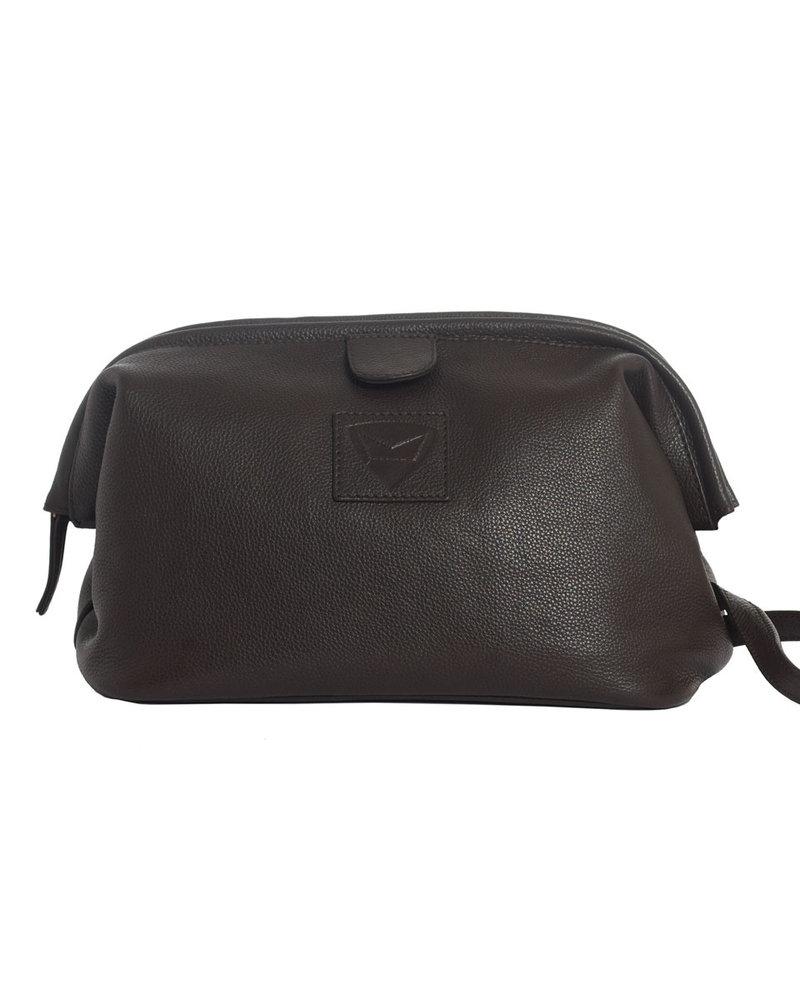 Marise Bags Marise Bags Wash Bag Choco