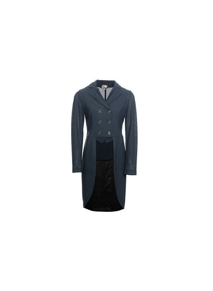Alessandro Albanese Ladies Motion Lite Tailcoat Shadbelly Navy