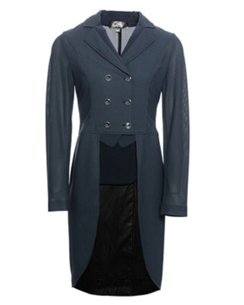 Alessandro Albanese AA Ladies Motion Lite Tailcoat Shadbelly Navy