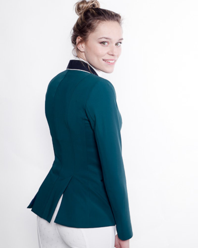 Equiline Equiline Women's Competition Jacket Green