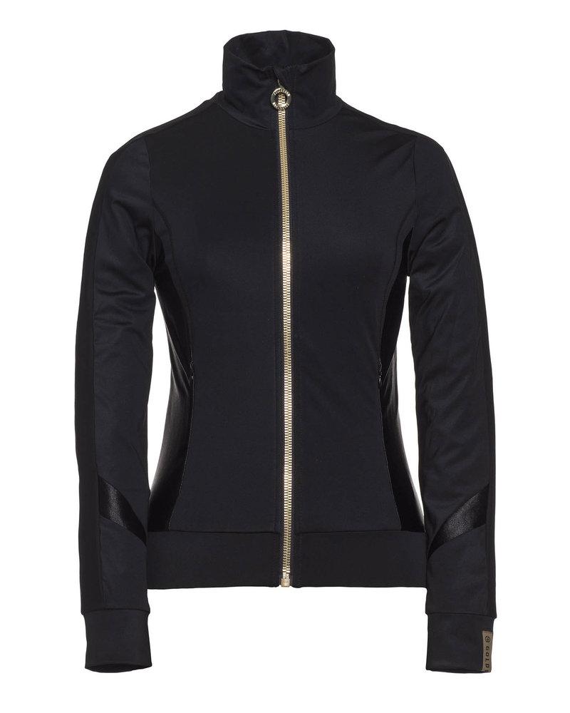 Goldbergh Goldy Vest Black
