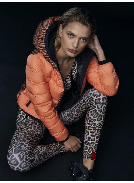 Goldbergh Pant Sanne Leopard