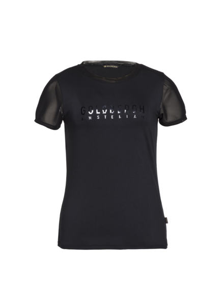 Goldbergh Tshirt Milly Black