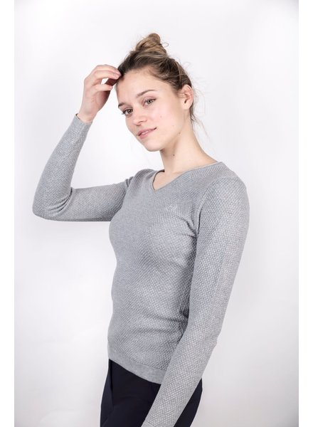 Harcour Pullover Toulon Grey