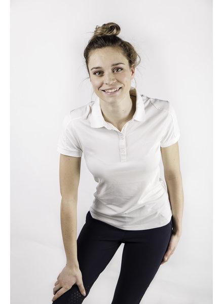 Equiline Women's Polo S/S Alyssum