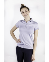 Equiline Women's Polo S/S Vapore