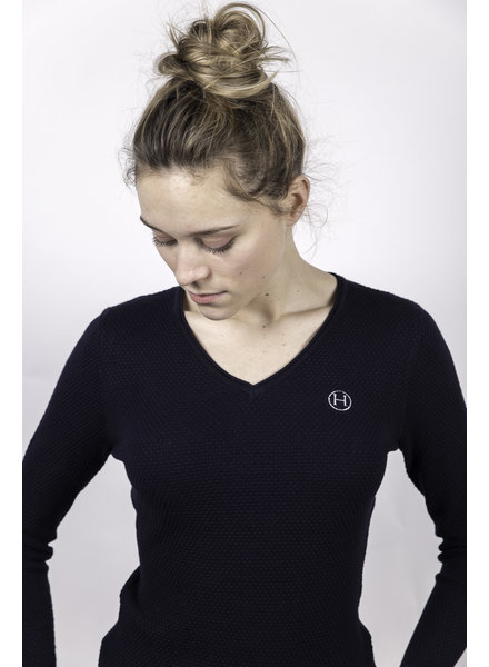 Harcour Pullover Toulon Navy