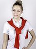Harcour Harcour Women Polo Monaco White