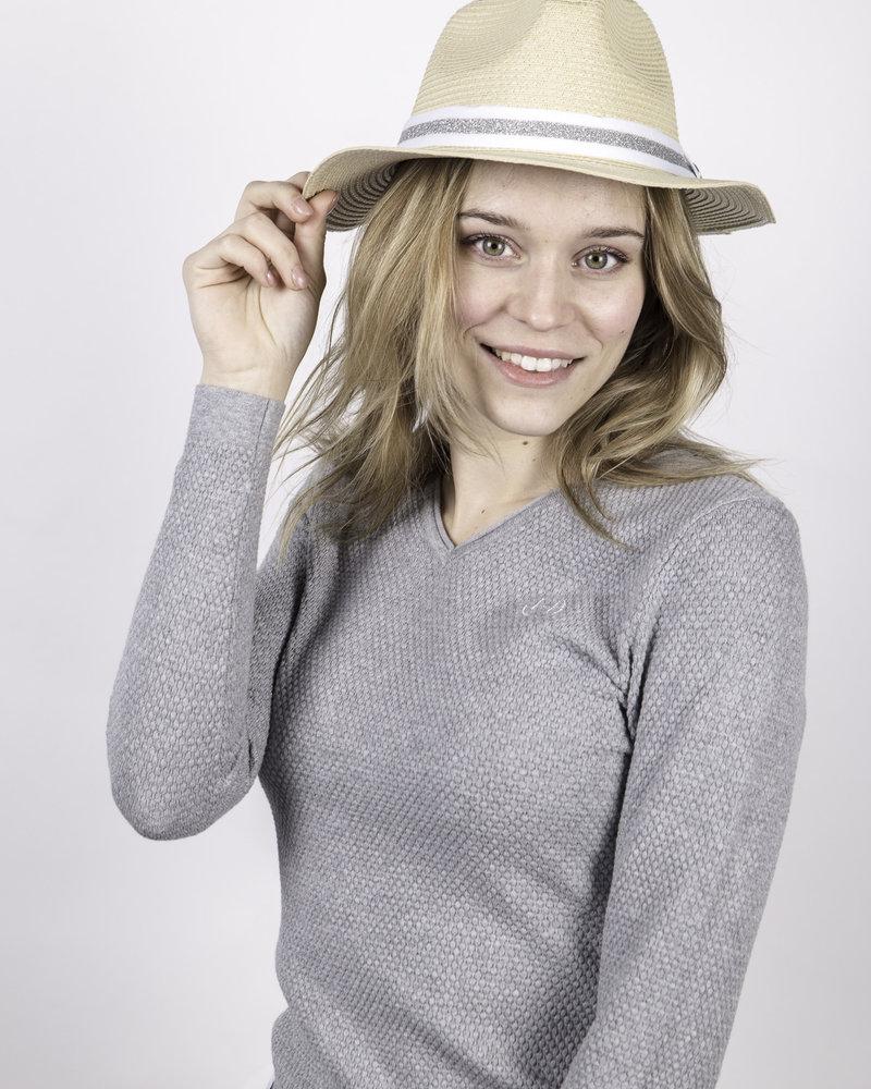 Harcour Harcour Panama Hat Beige