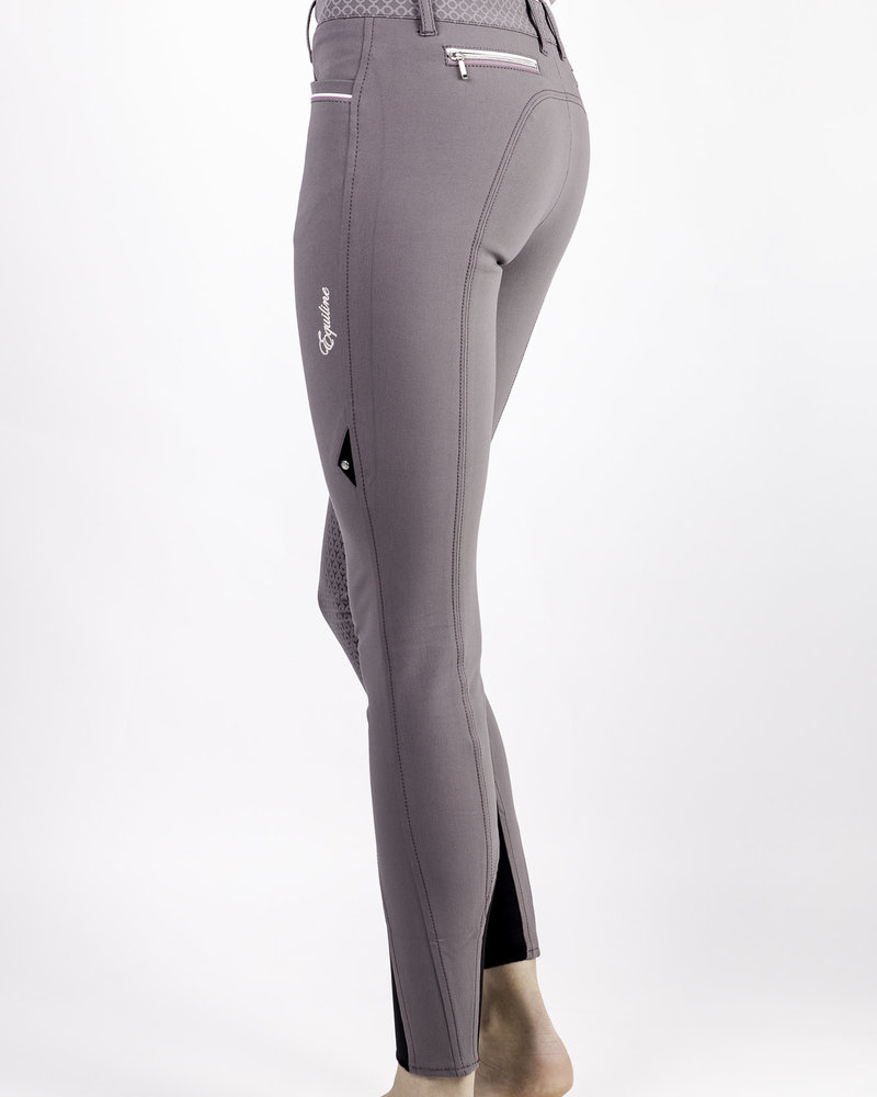 Equiline Equiline Women's Knee Grip Breeches Sparrow