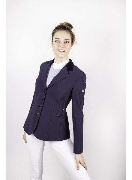Equiline Competition Jacket Ebe Navy