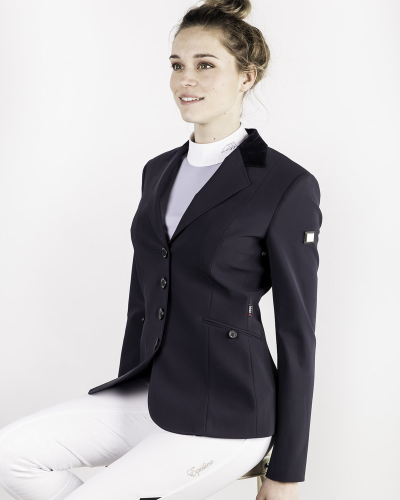 Equiline Equiline Competition Jacket Ebe Navy