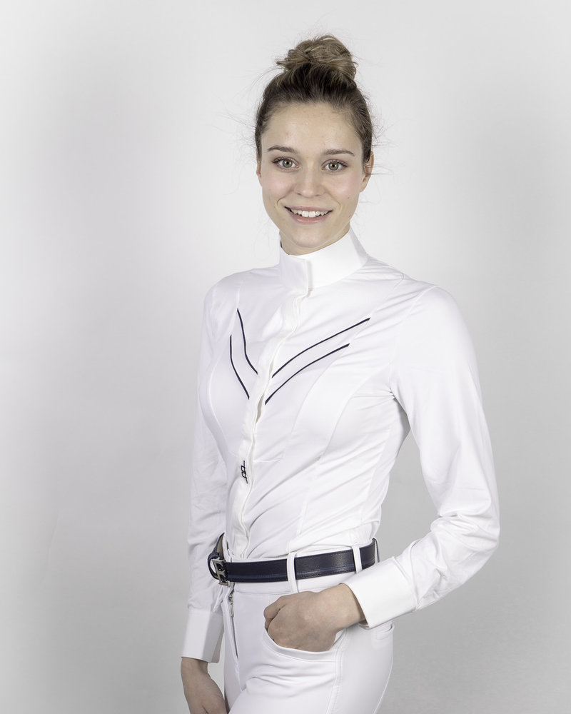 Alessandro Albanese AA Porto Competition Top White