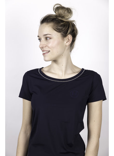 Harcour Women's T-shirt Arcachon Navy
