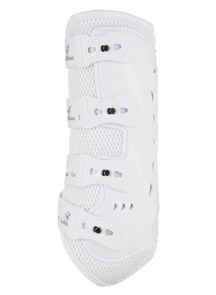 Le Mieux Snug Boots White Hind
