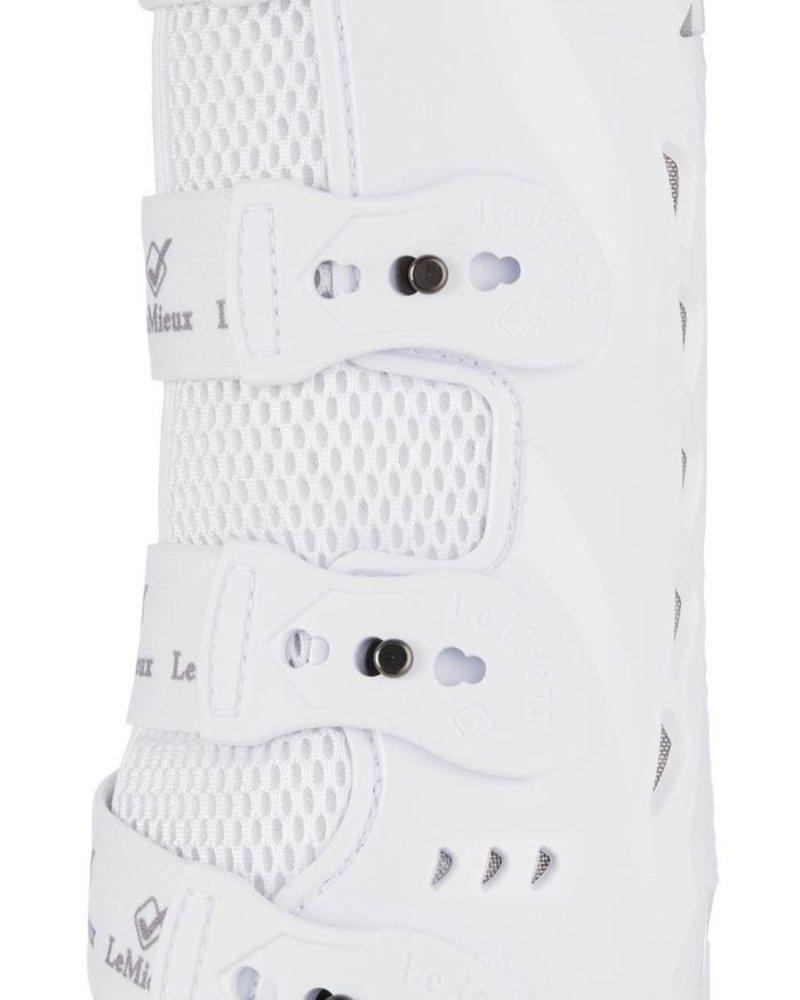 Le Mieux Le Mieux Snug Boots White Hind