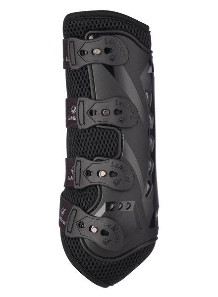 Le Mieux Snug Boots Zwart Hind