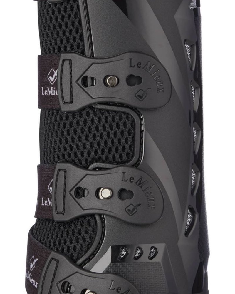 Le Mieux Le Mieux Snug Boots Zwart Hind