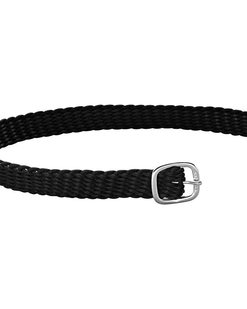 Sprenger Sprenger Spoorbandjes Nylon Zwart