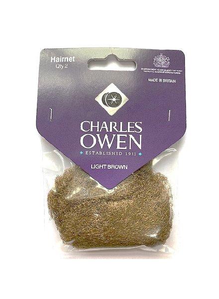 Charles Owen Hairnet Blond 2st.