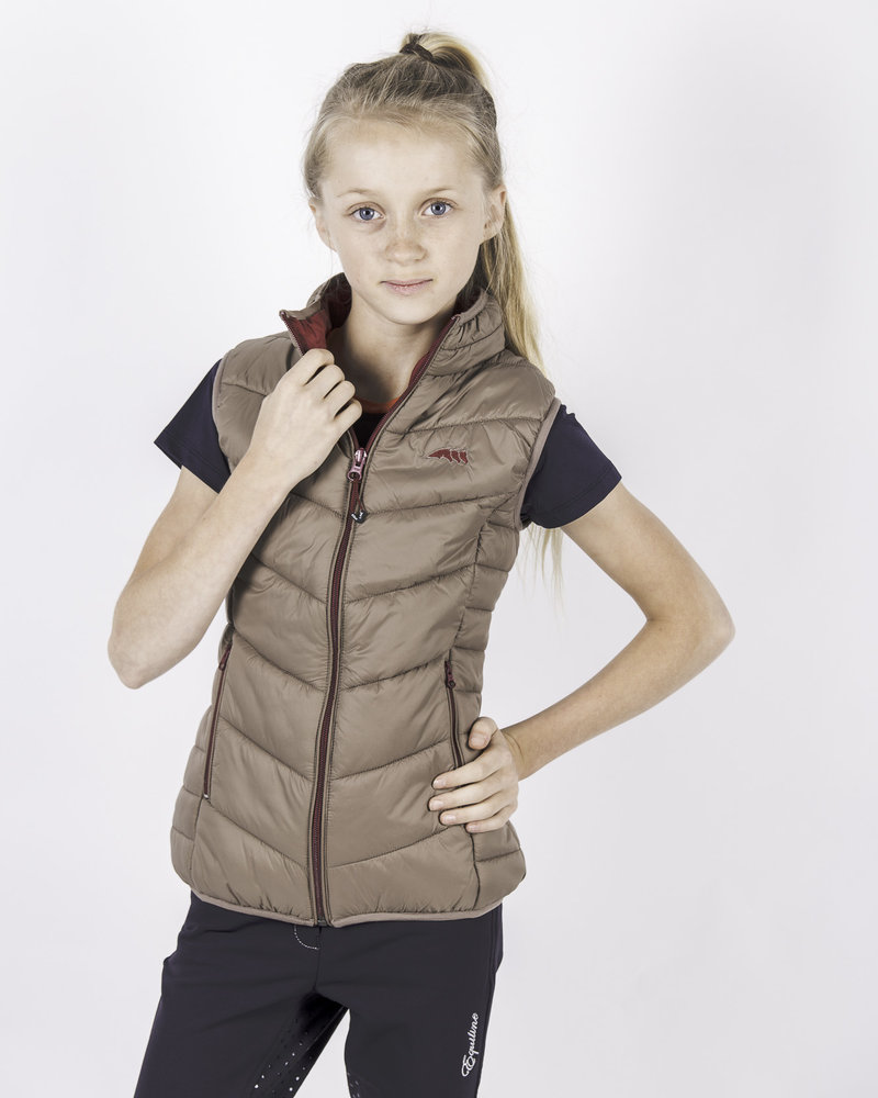 Equiline Equiline Girl's vest Aira