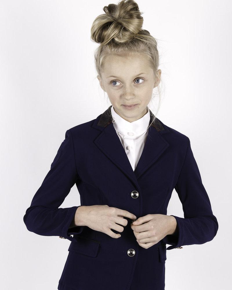 Cavalleria Toscana CT Girl Riding Jacket Navy