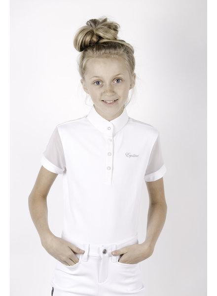 Equiline Girl's Polo Shirt S/S Greta