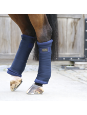 Kentucky Stable Bandage Pads 83x46cm Navy