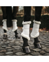 Kentucky Turnout Boots Air White