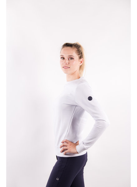 Eqode Women's Sweatshirt White