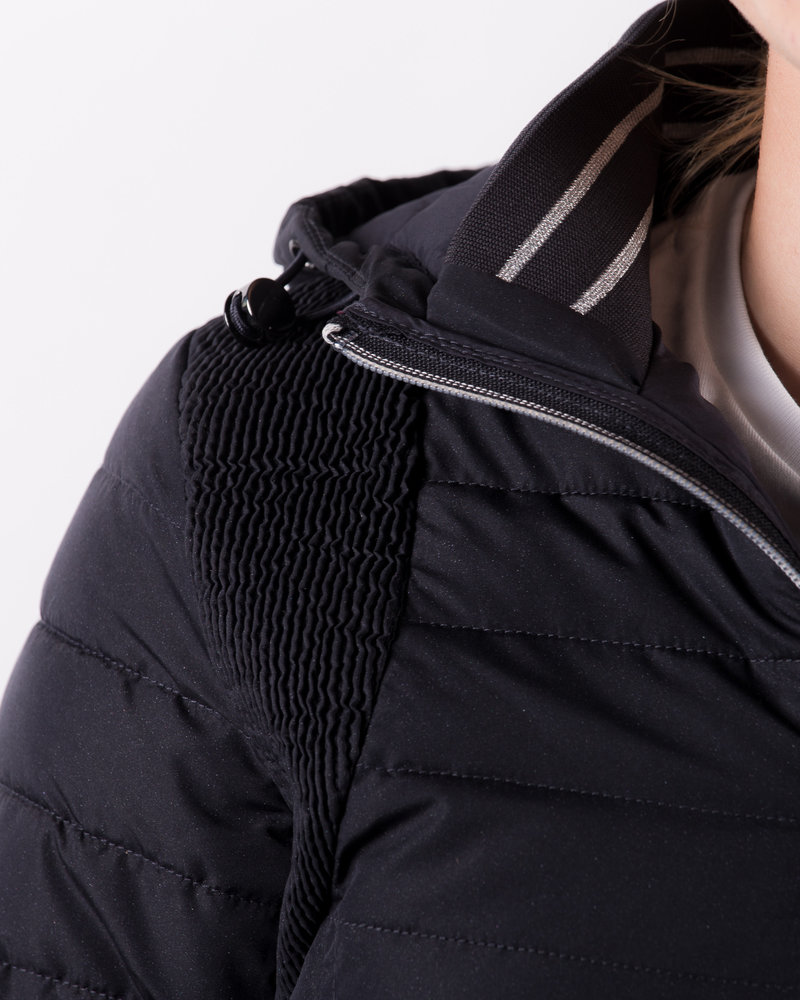 Pénélope Leprovost Penelope Padded Jacket Molly Navy Sparkle