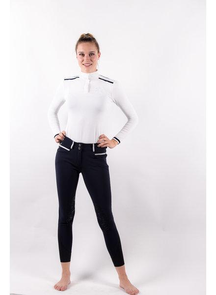 Pénélope Leprovost Ladies Riding Breeches Fun Navy