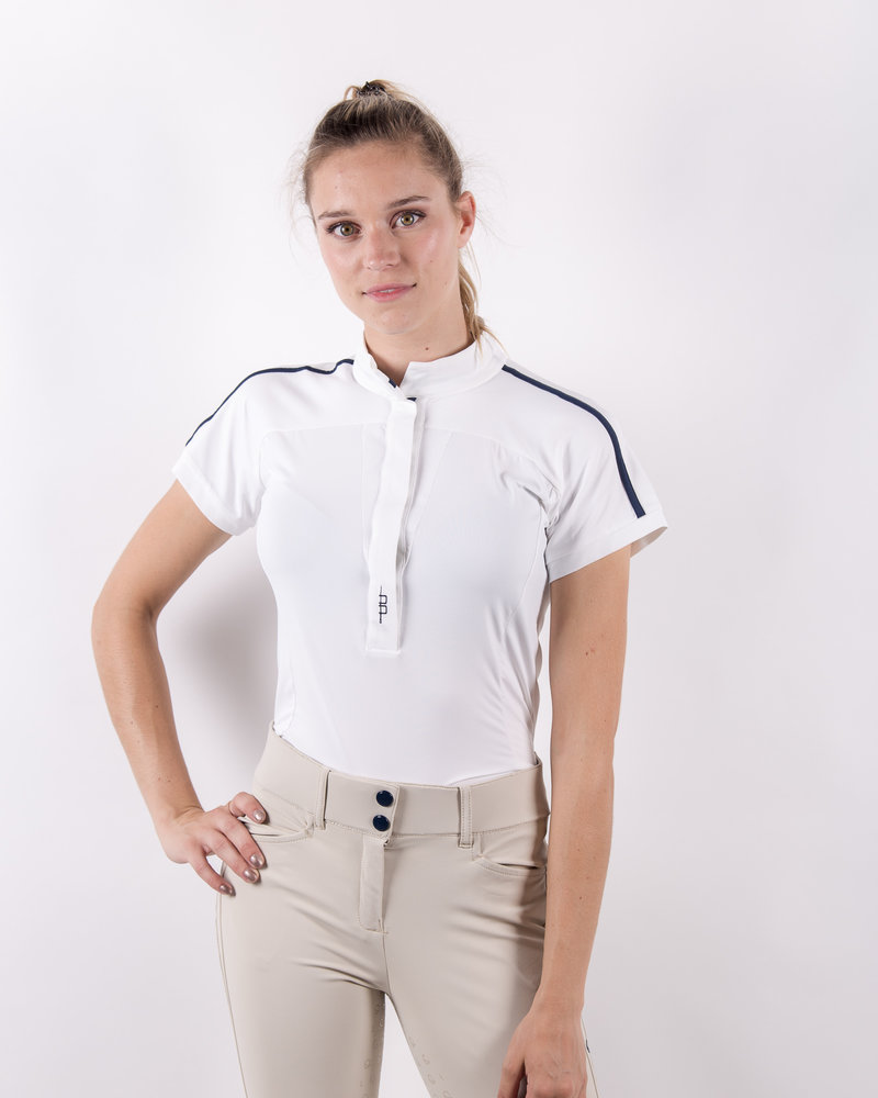 Alessandro Albanese AA Evora SS Lady Comp. Shirt White