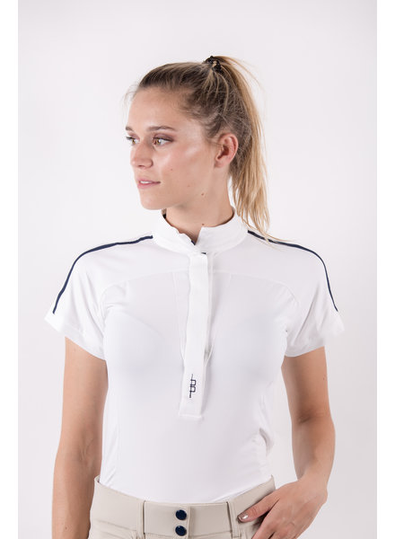 Alessandro Albanese Evora SS Lady Comp. Shirt White