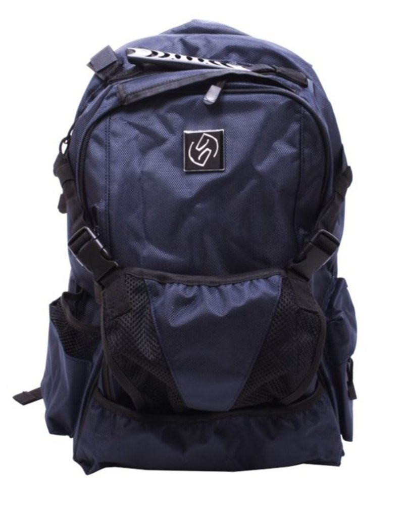 TvR Horse Supplements One Grooming Backpack Navy