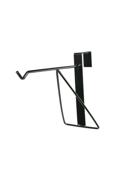 TvR Horse Supplements One Tack Hook Holder Black (1)
