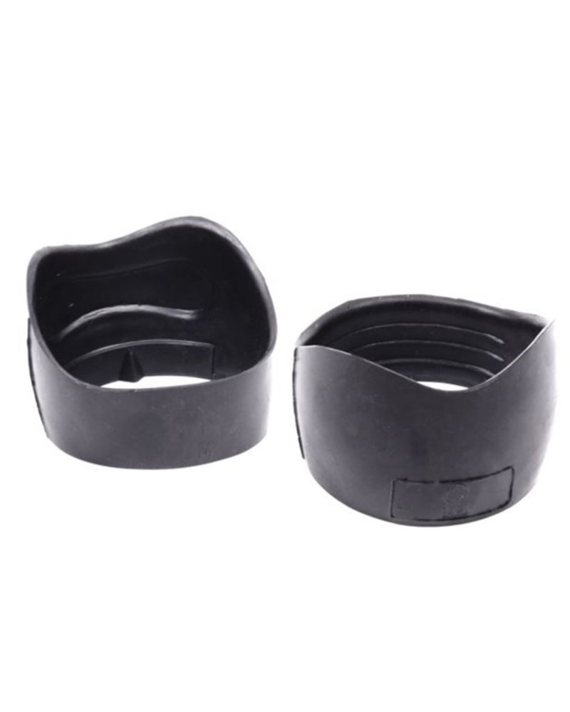 One Hoof Bands Rubber Black