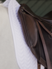 Kentucky Kentucky Saddle Pad Fishbone Dressage White
