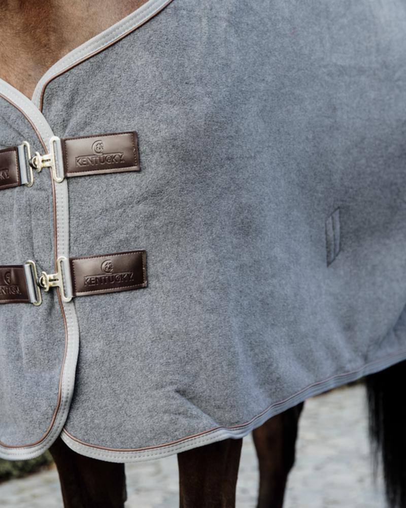 Kentucky Kentucky Fleece Rug Heavy Grey