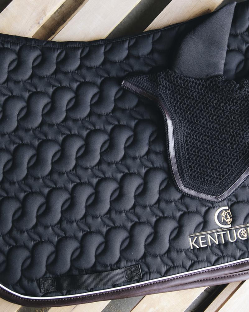 Kentucky Kentucky Fly Veil Wellington Leather Soundless Black