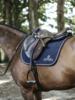 Kentucky Kentucky Saddle Pad Color Edition Jumping Marine
