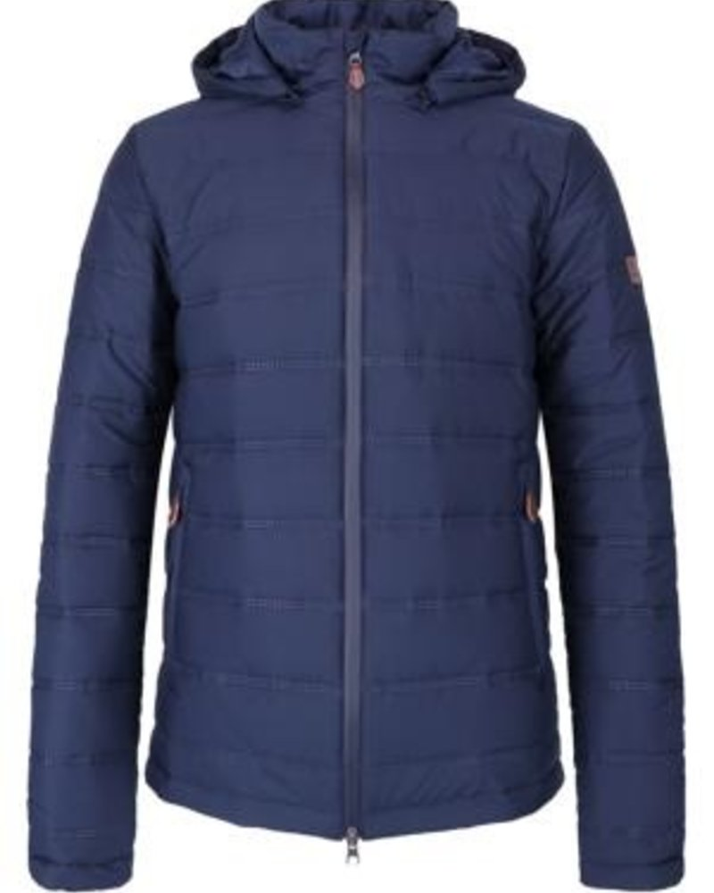 Harcour Harcour Billy Padded Jacket Navy