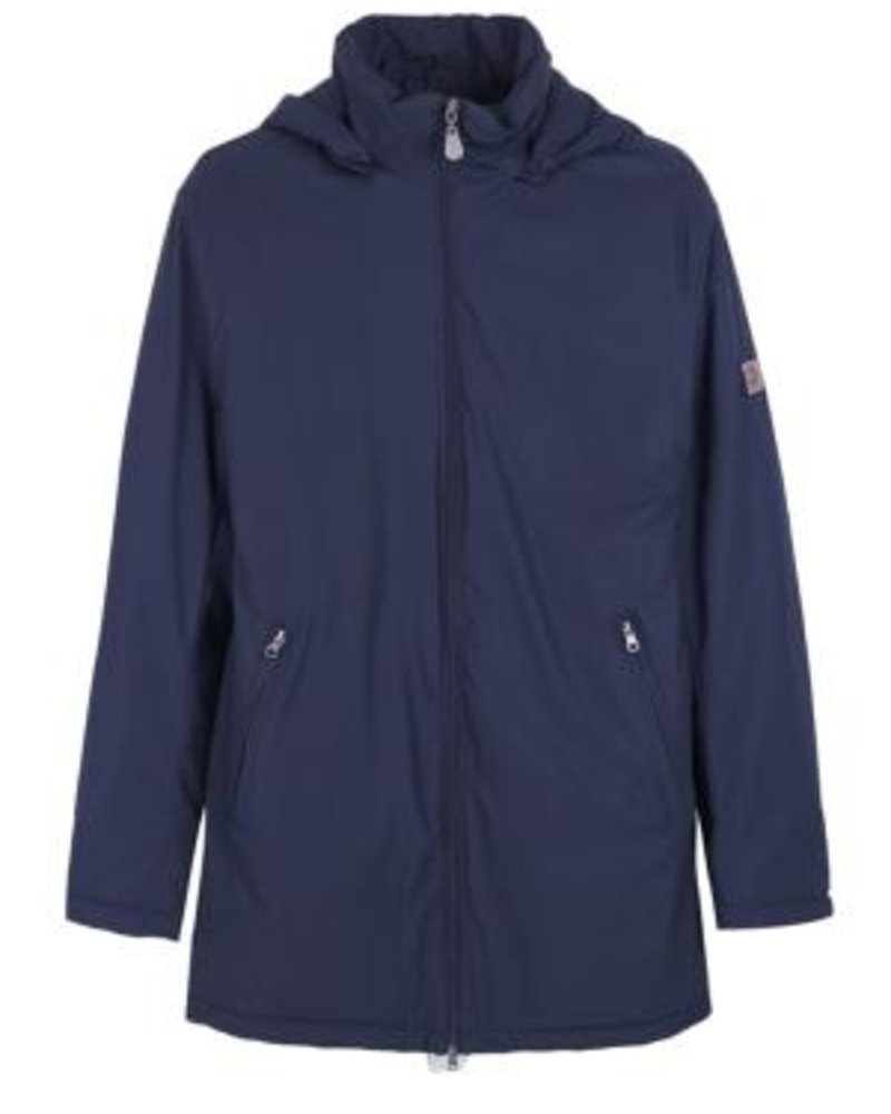 Harcour Harcour Roberto Water Repellent Parka Navy
