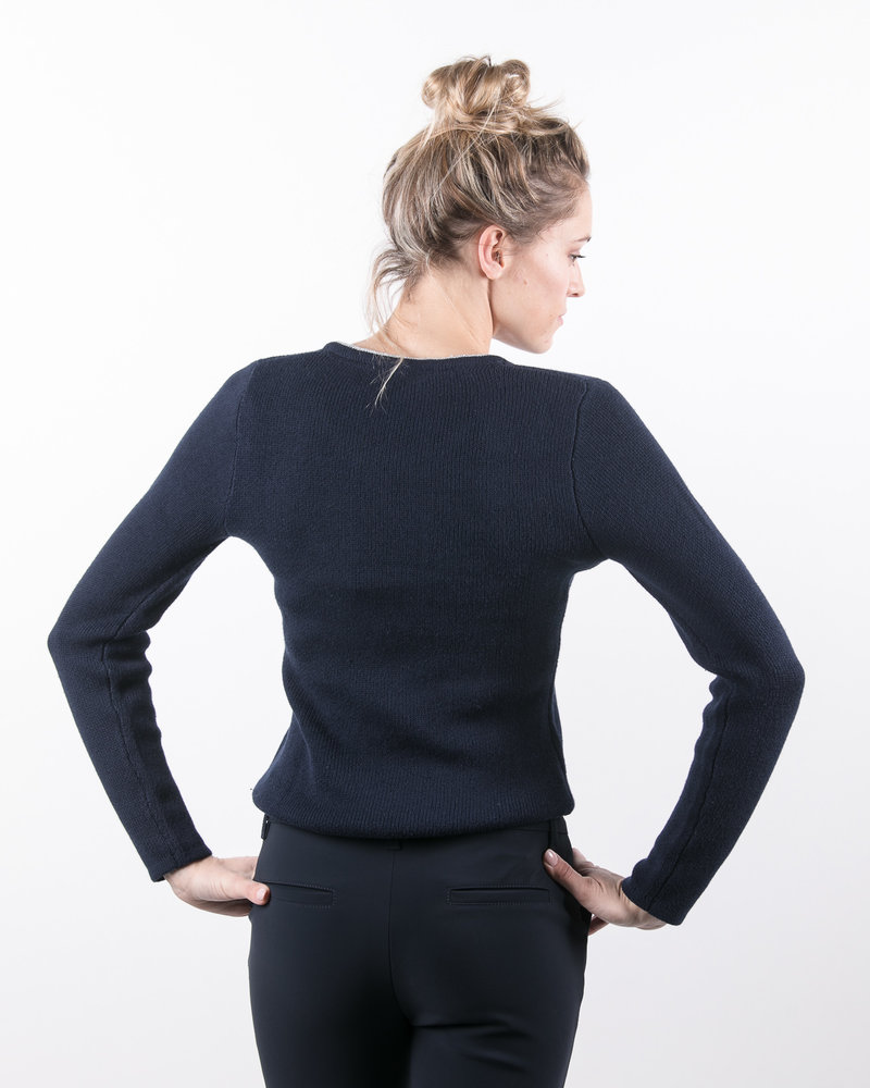 Harcour Harcour Nora Women Pullover Navy
