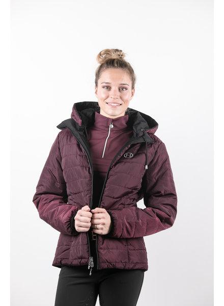 Harcour Lisette Reversible Padded Jacket Black