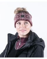 Equiline Knitted Headband Port Royale