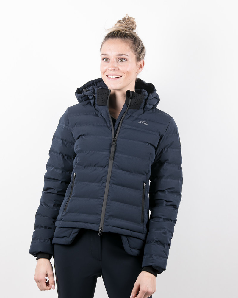 Equiline Equiline Women's Padded JKT Navy